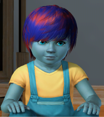 Benjamin-Toddler