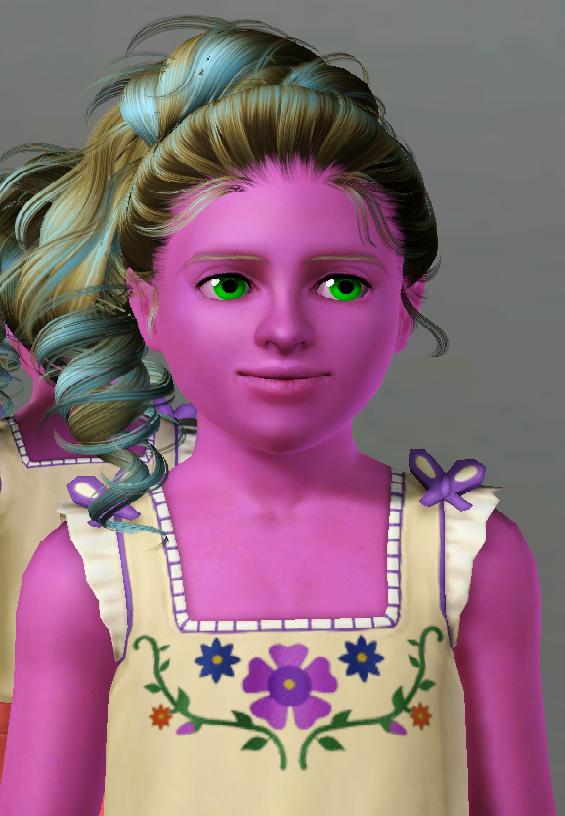 Bethany-Child